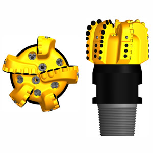 PDC Drill Bits-PDC Drill Bits with Steel Body