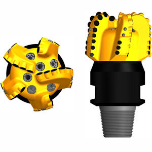 PDC Bits-Fast Drilling Series
